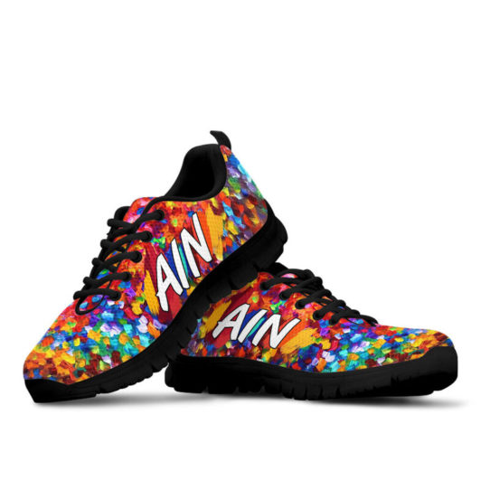 AIN PAINT ART KD@ proudnursing aindskjnglikj152@sneakers 25343