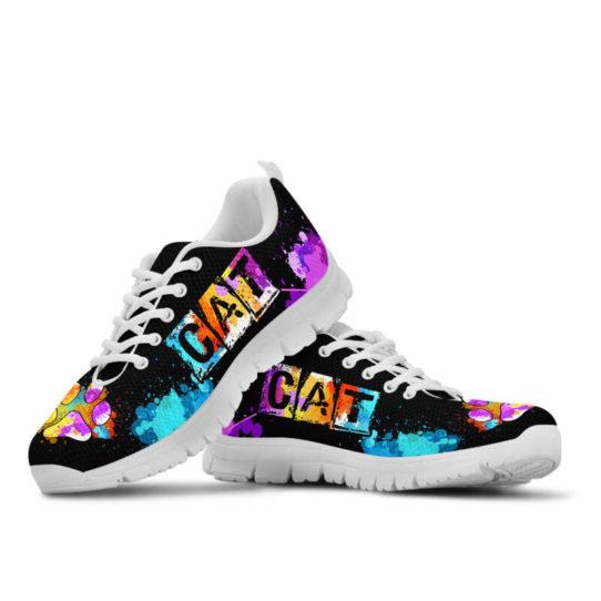 LOVE CAT ART@ proudnursing catart1239@sneakers 25532