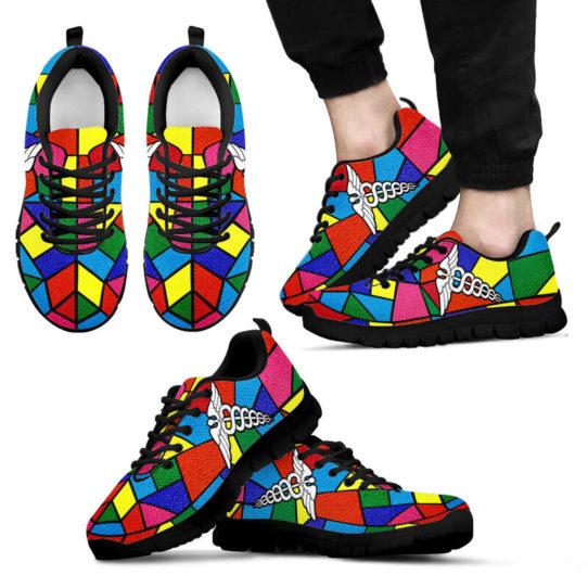 NURSE GL SHOES@ proudnursing nursegl0573843@sneakers 25402
