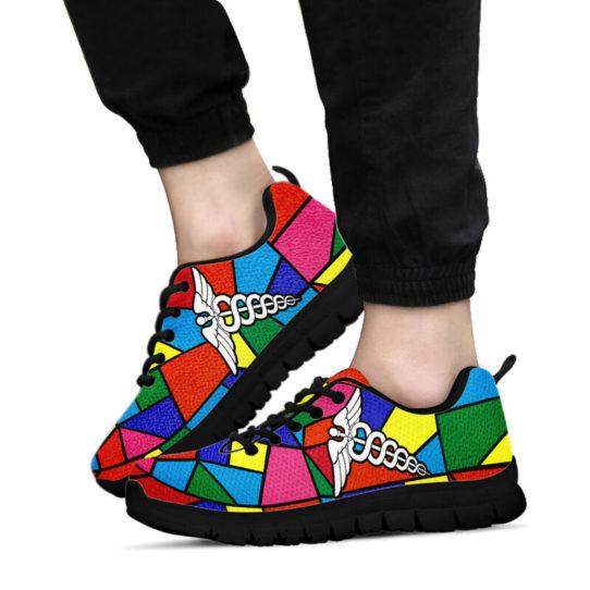 NURSE GL SHOES@ proudnursing nursegl0573843@sneakers 25403