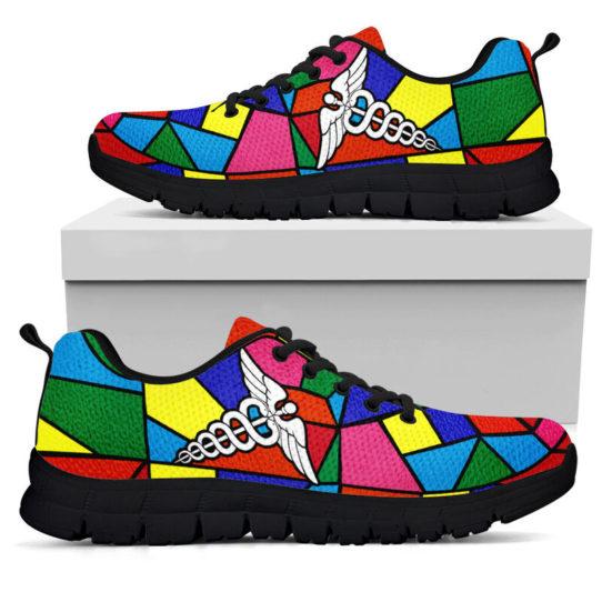 NURSE GL SHOES@ proudnursing nursegl0573843@sneakers 25404