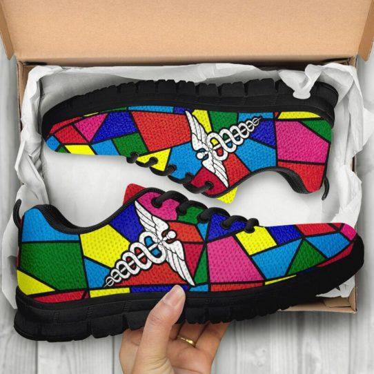 NURSE GL SHOES@ proudnursing nursegl0573843@sneakers 25405
