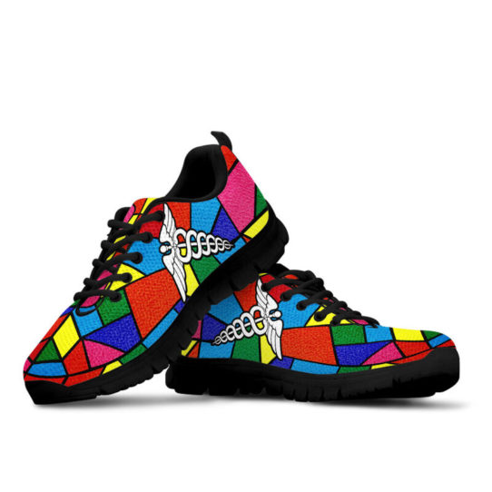 NURSE GL SHOES@ proudnursing nursegl0573843@sneakers 25406
