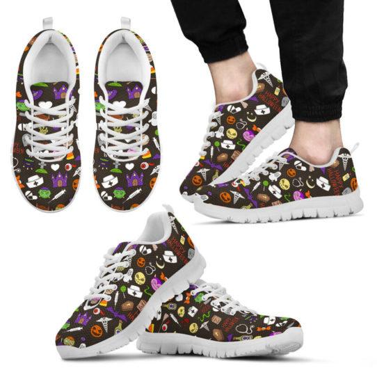 NURSE HALLOWEEN PT@ proudnursing NURSEHALLOWEENPT@sneakers 25716