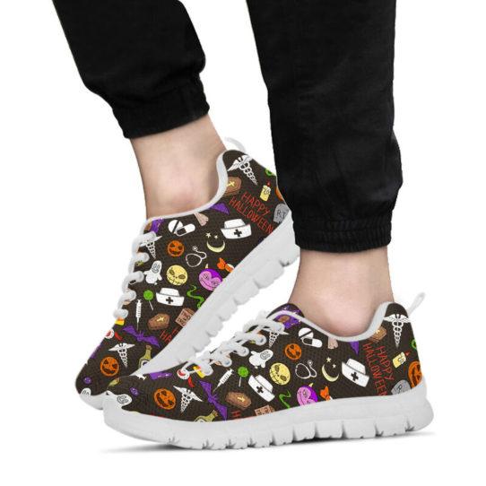 NURSE HALLOWEEN PT@ proudnursing NURSEHALLOWEENPT@sneakers 25718