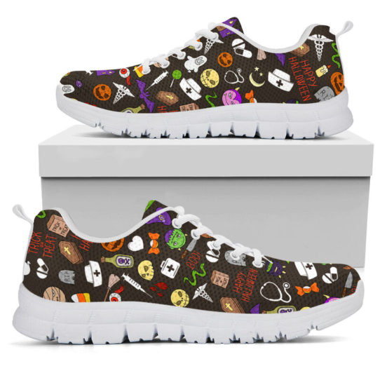 NURSE HALLOWEEN PT@ proudnursing NURSEHALLOWEENPT@sneakers 25719