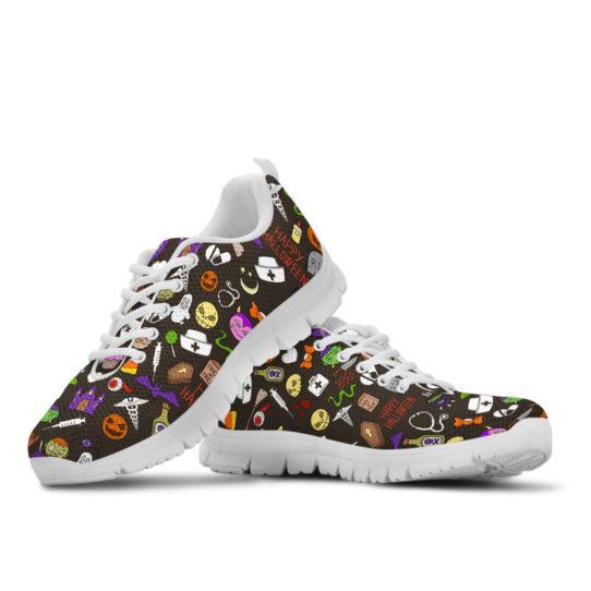 NURSE HALLOWEEN PT@ proudnursing NURSEHALLOWEENPT@sneakers 25721