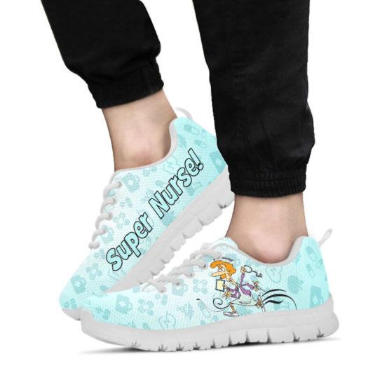 NURSE SUPER@ proudnursing NURSESUPER@sneakers 26285