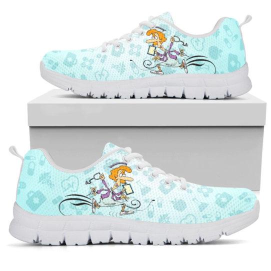NURSE SUPER@ proudnursing NURSESUPER@sneakers 26286