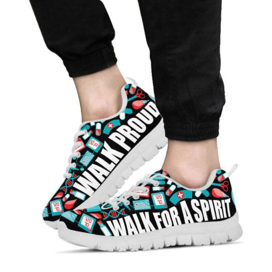 NURSE - WALK PROUD@ proudnursing nursewp0546464@sneakers 26411