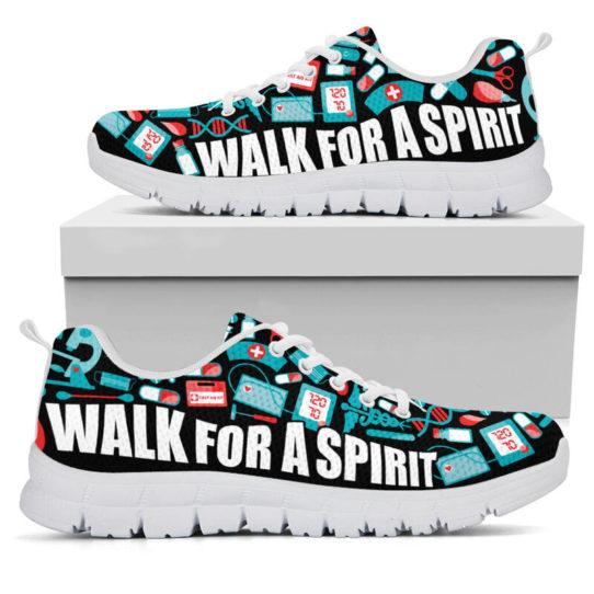 NURSE - WALK PROUD@ proudnursing nursewp0546464@sneakers 26412