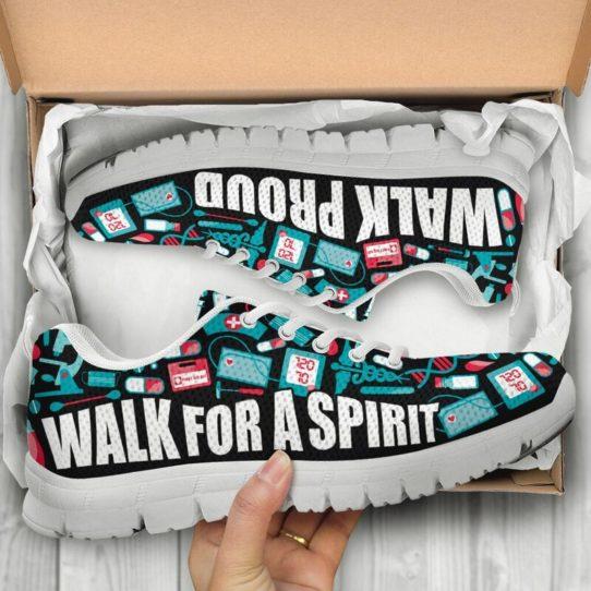 NURSE - WALK PROUD@ proudnursing nursewp0546464@sneakers 26413