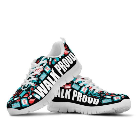 NURSE - WALK PROUD@ proudnursing nursewp0546464@sneakers 26414