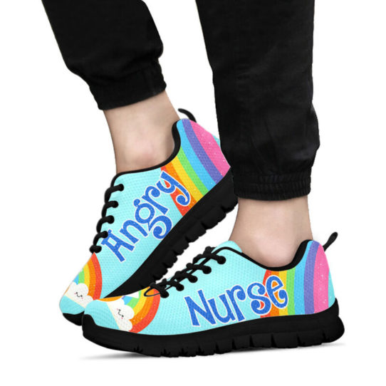 NURSE - angry kd@ proudnursing nurseiksjdj1414@sneakers 25655