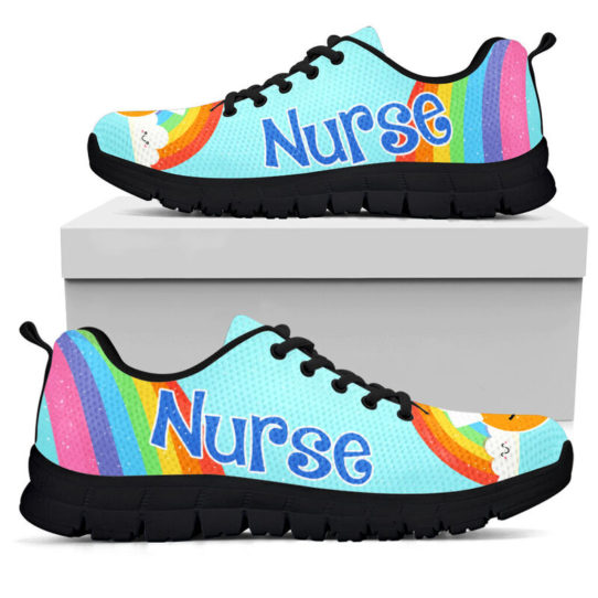 NURSE - angry kd@ proudnursing nurseiksjdj1414@sneakers 25656