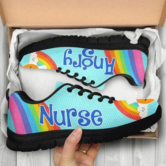 NURSE - angry kd@ proudnursing nurseiksjdj1414@sneakers 25657