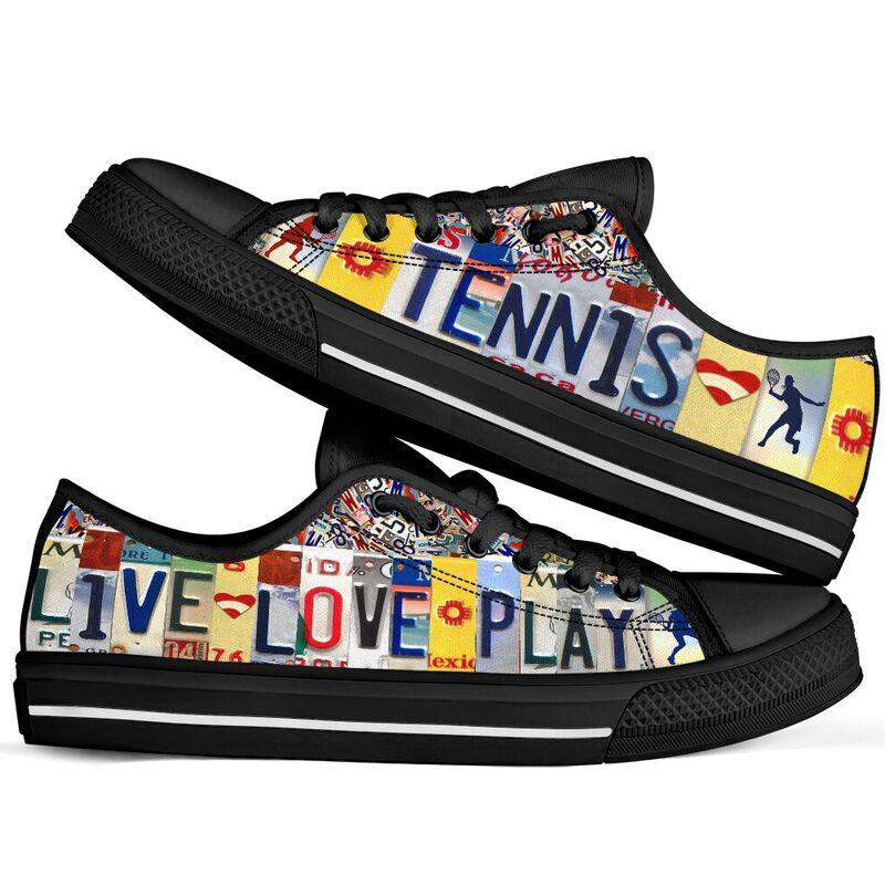 Mens Custom Tennis Shoes Custom Sneaker