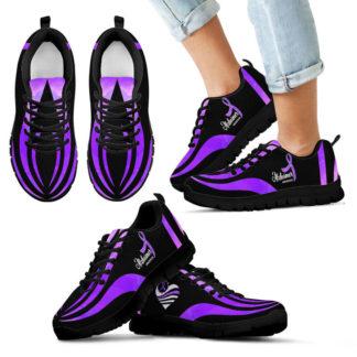 Alzheimer Awareness@ rockinbee warrior alzheimer 2711@sneakers 101059
