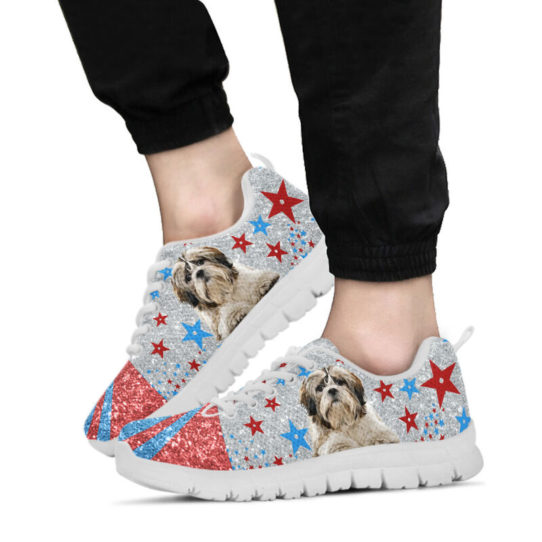 Dt-9 Shih Tzu circle shoes (Not a glittered product)@ shoesnp Dt 9 Shih Tzu circle shoes@sneakers 104085