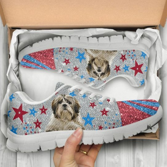 Dt-9 Shih Tzu circle shoes (Not a glittered product)@ shoesnp Dt 9 Shih Tzu circle shoes@sneakers 104087