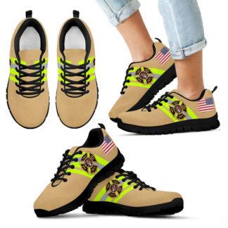 Firefighter Sneakers@ rockinbee firefighter fd 099@sneakers 100240