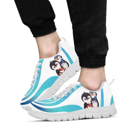 TR 6 Cool Penguin Sneaker@ shoesnp tr 6 cool penguin sneaker@sneakers 103896